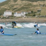 Learn to surf with CSA