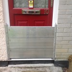 water door for PLymouth City Council, PLymouth Devon