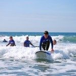 Surf lessons from 5 to 85yrs